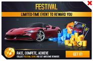 Ferrari SF90 Stradale Festival Promo
