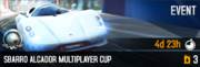 Alcador MP Cup