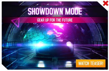 Showdown Mode Promo