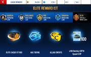 EXP10 S6 Elite League Rewards