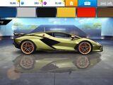 Lamborghini Sián FKP 37 (colors)