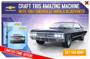 1967 Impala BP Promo