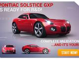 Pontiac Solstice GXP (Research & Development)