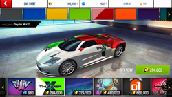 Chrysler ME412 Decal 13