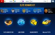Octane 1 Elite League Rewards