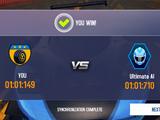 Ultimate AI Challenge
