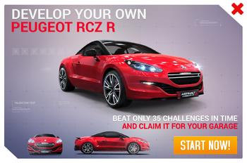 RCZ R&D Promo