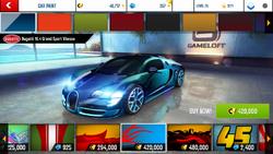 Bugatti Veyron 16.4 Grand Sport Vitesse Decal 18