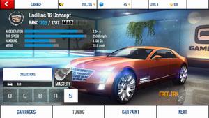 A8A Cadillac 16 Concept MAX