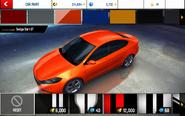 Dodge Dart GT Orange