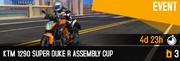 KTM BP Cup