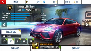 Lamborghini Urus maxed out