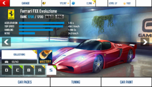 Ferrari Evo