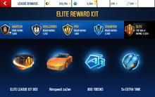Rinspeed Elite League Rewards