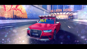 Asphalt 8 Infected win