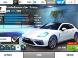 Porsche Panamera Sport Turismo (stats)