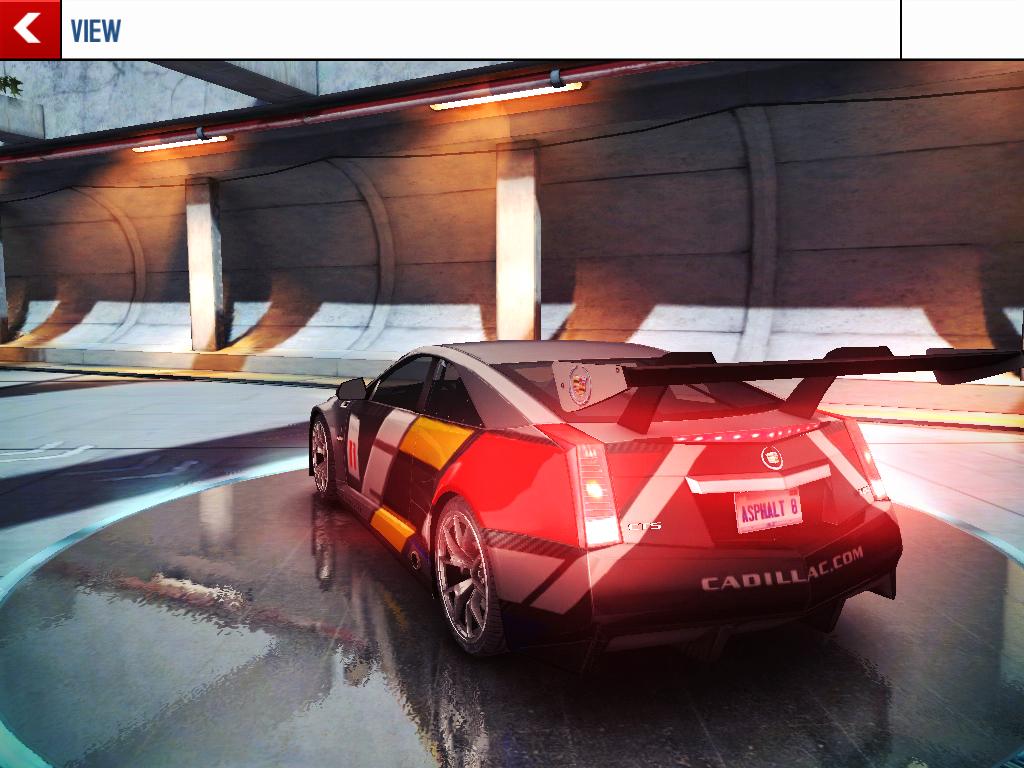 Image  Cadillac CTSV Coupe Race Car RearPNG  Asphalt Wiki