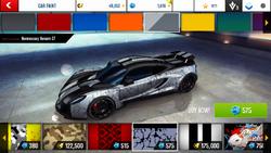 Hennessey Venom GT Decal 8