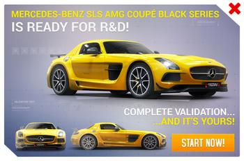 MB SLS AMG CBS R&D Promo