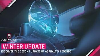 SLIPSTREAM TRAILER - ASPHALT 9 LEGENDS