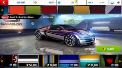 Bugatti Veyron 16.4 Grand Sport Vitesse Decal 2