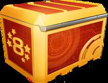 A8Box Lamborghini Terzo Millennio Festival Kit Box