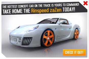 Rinspeed zaZen ad