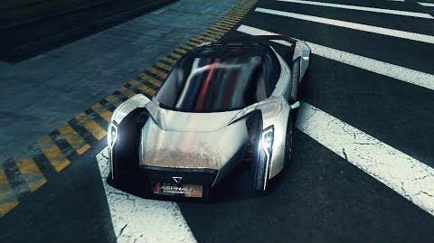 Ultimate MP car? 7 Races with Vanda Electrics Dendrobium Asphalt 8 Airborne