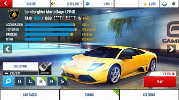 A8 Murcielago 640 stats (MPTK KMH)