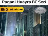 2020-08-27 Pagani Huayra BC Series