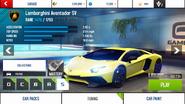 A8 Aventador SV stats (S MPH)