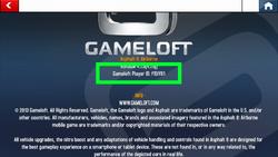Gameloft Player ID