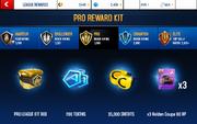 HC60 Pro Rewards