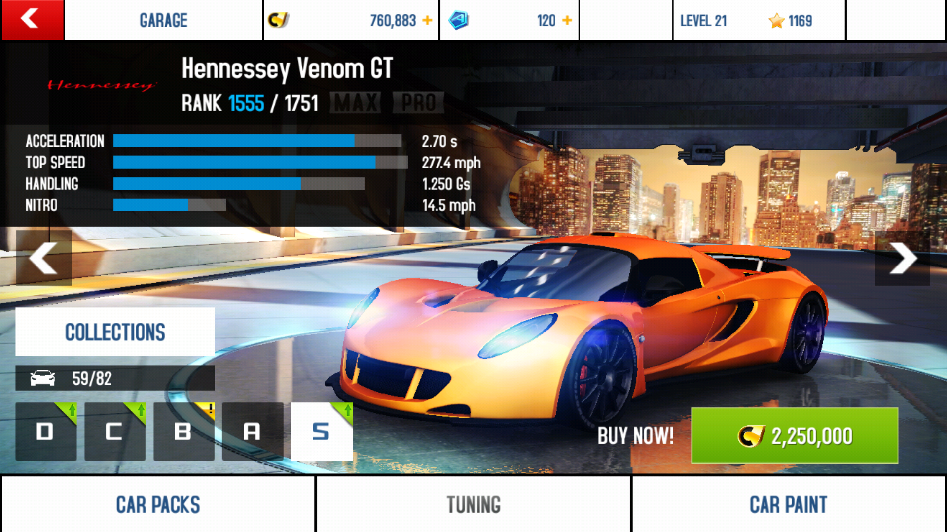 Image - Hennessey Venom GT base stats and price.png | Asphalt Wiki ...