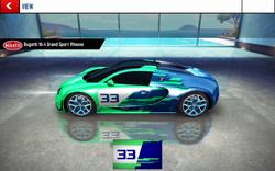 33 Veyron decal