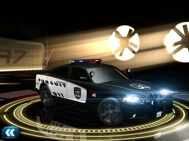 A7 Charger Police