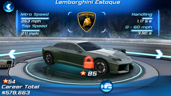 Asphalt-6-Adrenaline-HD-Lamborghini-Estoque-in-the-Garage