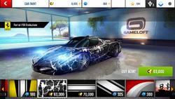 Ferrari FXX Evoluzione Decal 3