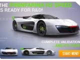 Research & Development/Pininfarina H2 Speed
