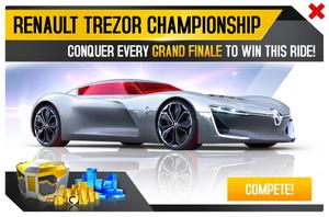 Renault Trezor Championship Promo