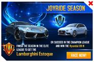 Joyride Season Promo