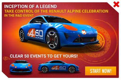 Alpine C R&D