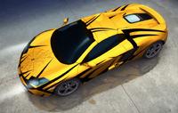 McLaren 12C Spider decal
