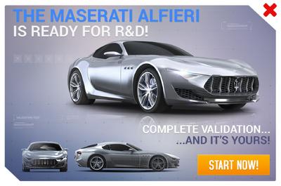 A8 Alfieri R&D Promo