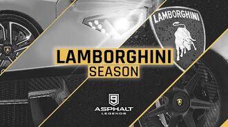 Asphalt 9 - Lamborghini Season││Ultimate Experience