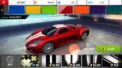 Chrysler ME412 Decal 3
