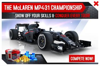 MP4-31 Championship Promo