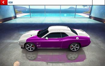 20160224 SRT 2013 Dodge Challenger SRT8 decal 3
