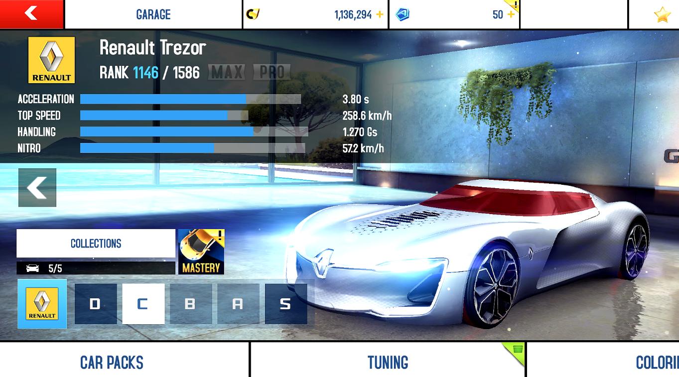 Renault TrezorFan Feed
