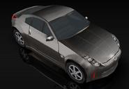AUGT2 350Z Grey Silver